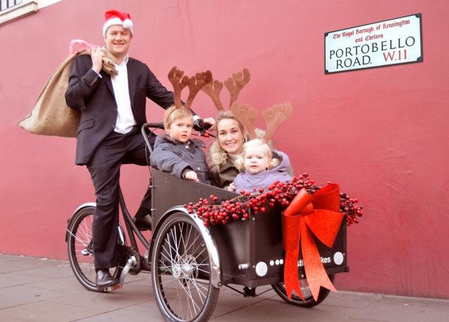 Christiania - Customer, Mathiesen Christmas card