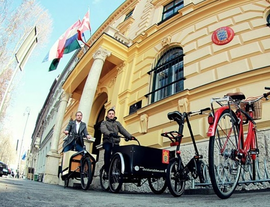 K4RGO - Christiania and Bullitt, Danish embassy Zagreb 3