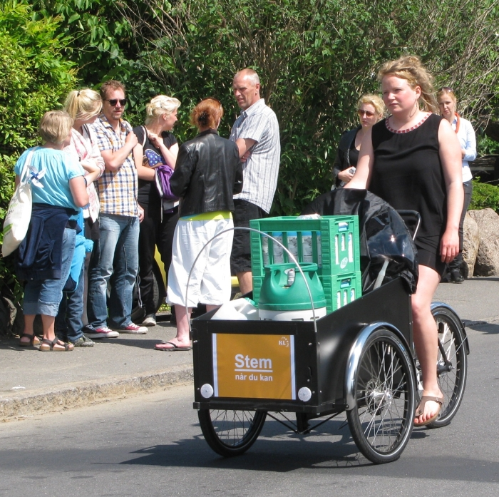 Christiania - Event, Allinge, Stem