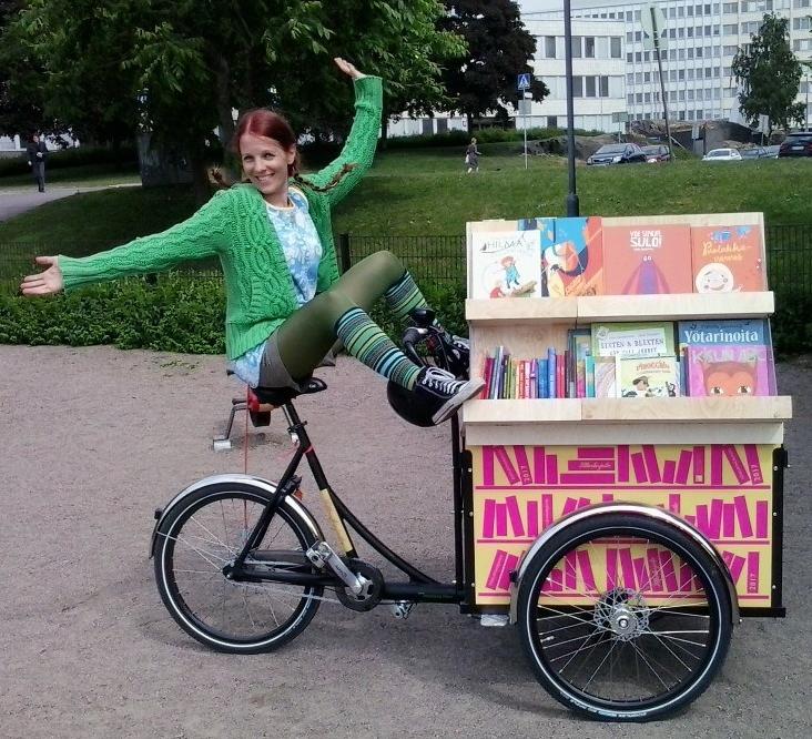 Christiania - Helsinky library, 1