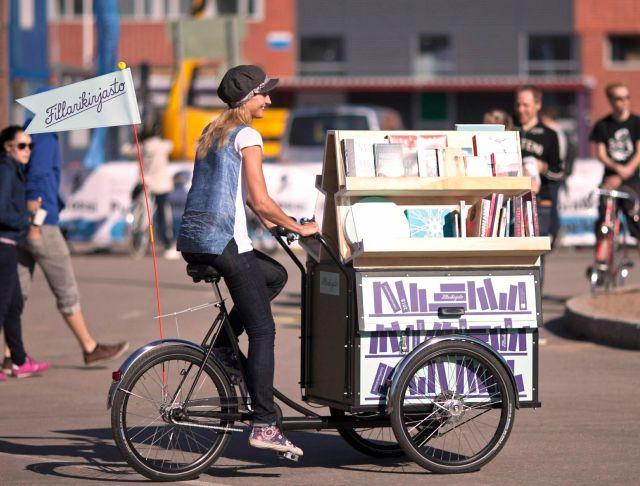 Christiania - Helsinky library, 14