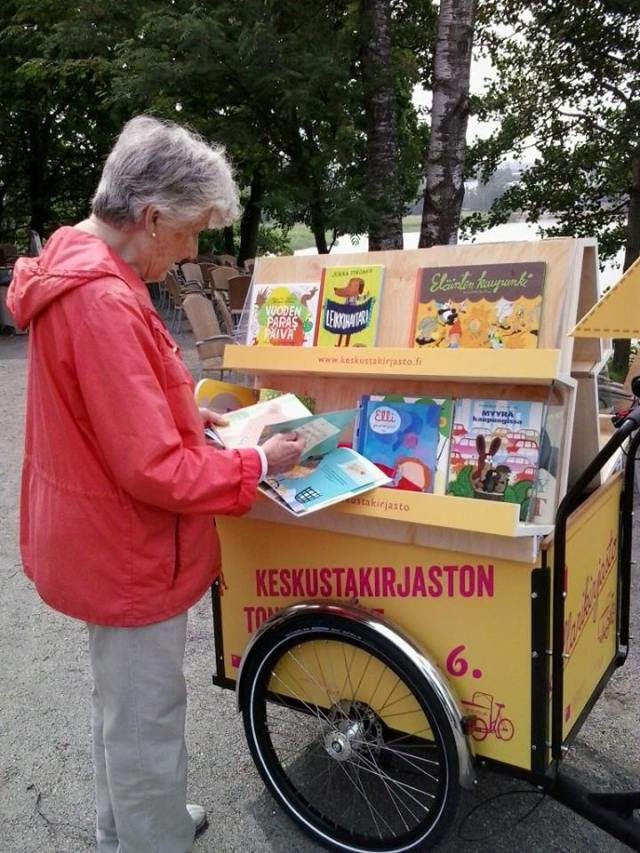 Christiania - Helsinky library, 3