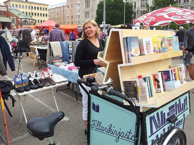 Christiania - Helsinky library, 5