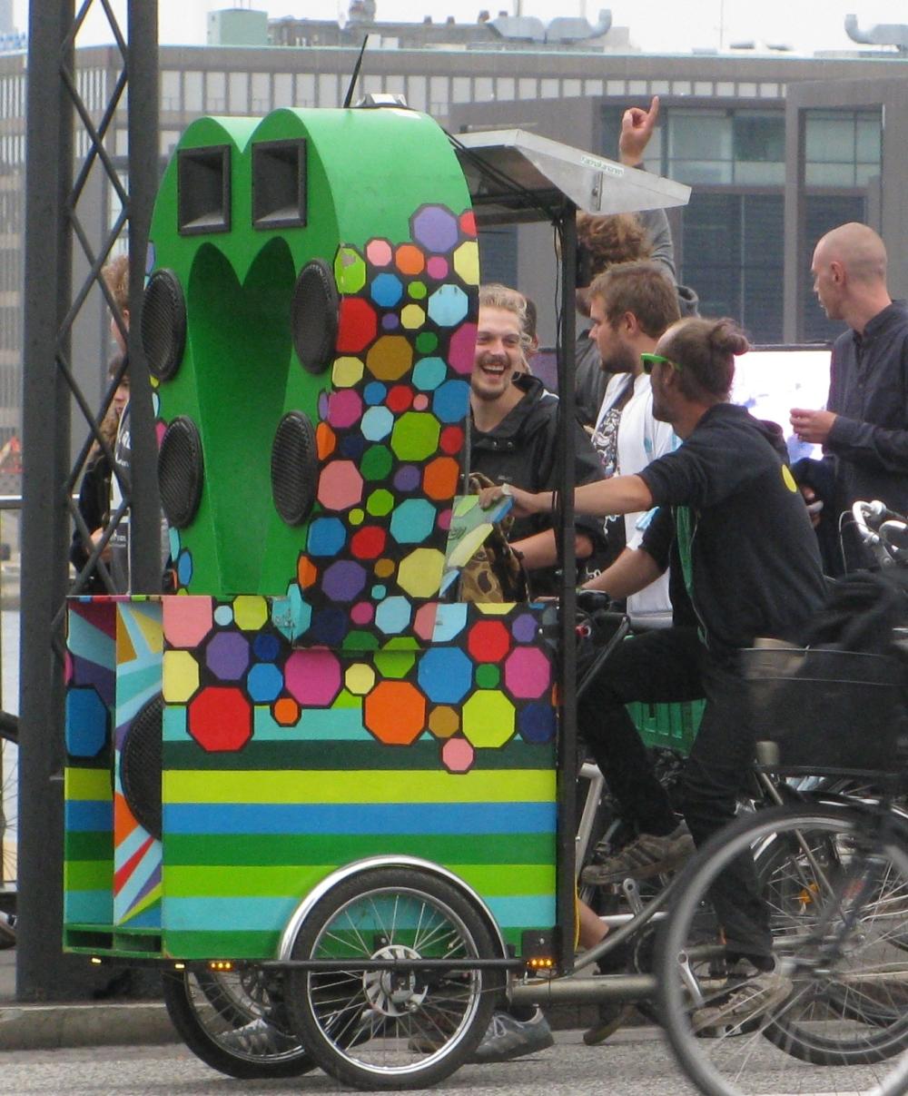 Christiania  - MusicBox in Copenhagen 2