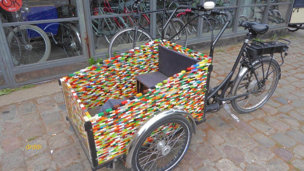 Christiania - Lego box
